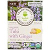 Traditional Medicinals – Organic Tulis with Ginger Tea (16 bag) 有機羅勒薑茶