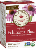 Traditional Medicinals - Organic Echinacea Plus® Tea (16 bag) 有機紫錐花茶