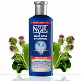 Natur Vital - Hair Loss Shampoo (Greasy) (10.1 oz) 利康維達 - 高效防脱髪洗頭水 (油性髮質)