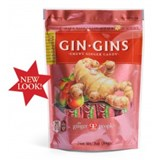Ginger People - Spicy Apple Chews (3 oz) 薑糖 (萍果)