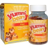 Hero Nutritionals - Yummi Bears Fiber (60 bears) 熊仔纖維軟糖