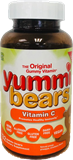 Hero Nutritionals - Yummi Bears Vitamin C (132 bears) 熊仔維他命C軟糖