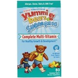 Hero Nutritionals - Yummi Bears Sugar Free Multi-Vitamin + Mineral (60 bears) 熊仔無糖維他命軟糖