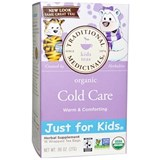 Traditional Medicinals - Organic Kids Cold Care Tea (18 bag) 有機小童感冒茶