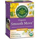 Traditional Medicinals - Organic Smooth Move Chamomile Tea (16 bag) 有機洋甘菊通便茶