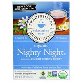 Traditional Medicinals - Organic Fair Trade Nighty Night Tea (16 bag) 公平貿易有機甜睡茶