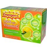 Alacer - Emergen C Lemon Lime (30 pks) 青檸維C飲