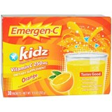 Alacer - Emergen C Kidz, Orange (30 pks) 小童橙味維C飲