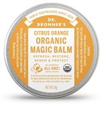 Dr. Bronner's - Organic Citrus Orange Body Balm (0.5 oz) 有機香橙護膚膏