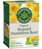 Traditional Medicinals - Organic Roasted Dandelion Root Tea (16 bag) 有機蒲公英根茶