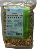 Welspring - Organic Thick Rolled Oat (1 lb) 有機特厚燕麥片