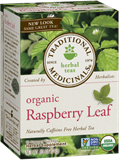 Traditional Medicinals - Organic Raspberry Leaf Tea (16 bag) 有機覆盆子茶