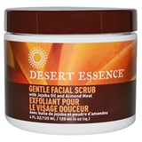 Desert Essence - Gentle Stimulating Scrub (4 oz) 溫和潔面磨沙膏