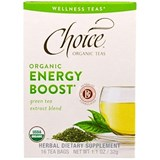 Choice - Organic Energy Boost Tea (16 bag) 有機醒神茶