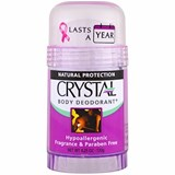 Crystal Body Deodorant - Regular Stick (4.25 oz) 無味止汗劑