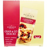 Sahale Snacks - Pomegranate + Vanilla Cashews, Glazed Mix(1.5 oz) 石榴香草味腰果