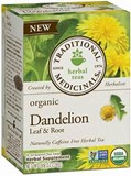 Traditional Medicinals - Organic Dandelion Leaf & Root Tea (16 bag) 有機蒲公英葉和根茶