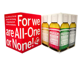 Dr. Bronner's - 2 oz Gift Box, RED 有机沐浴皂液礼盒 (RED)