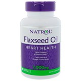 Natrol – FlaxSeed Oil (1000mg, 90 softgels) 亞麻籽油丸