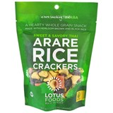 Lotus Foods - Arare Rice Crackers, Sweet & Savory Thai (5 oz) 健康脆米餅 (酸甜)