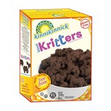 Kinnikinnick Foods - KinniKritters Chocolate Animal Cookies (8 oz) 無麥無奶朱古力動物曲奇