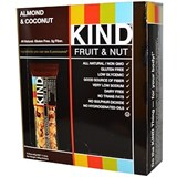 Kind - Almond & Coconut Bar (12 x 40 g) 杏仁椰子棒