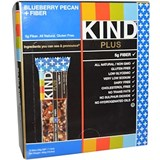 Kind - Blueberry Pecan Fiber Bar (12 x 40 g) 藍莓胡桃高纖棒