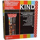 Kind - Dark Chocolate Cherry Cashew + Antioxidants Bar (12 X 40 g) 純朱古力櫻桃腰果棒