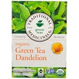 Traditional Medicinals – Organic Green Tea Dandelion (16 bag) 有机蒲公英绿茶