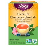 Yogi Tea – Green Tea Blueberry Slim Life Tea (16 bag) 藍莓瘦身綠茶