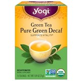 Yogi Tea – Green Tea, Pure Green Decaf Tea (16 bag) 純綠茶