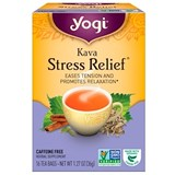 Yogi Tea – Kava Stress Relief Tea (16 bag) 卡瓦胡椒減壓茶