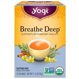 Yogi Tea – Organic Breathe Deep Tea (16 bag) 有機舒氣茶