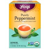 Yogi Tea – Organic Purely Peppermint Tea (16 bag) 有機薄荷茶