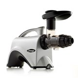Omega – HD Low Speed Masticating Juice Extractor (Silver) #802HDS 慢磨果汁機 (銀色)