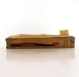 eBoo - Bamboo Toothbrush with Carton Box (Kids) 竹牙刷普通包裝 (小童用)