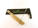 eBoo - Bamboo Straw (Regular) with Straw Cleaner 2支細竹飲管飲管刷連布袋
