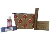 Dr. Bronner's - Eco Friendly Travel Kit (4 items, festive)
