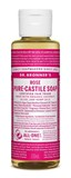 Dr. Bronner's - Organic Rose Liquid Soap (4 oz) 公平貿易 有機 玫瑰皂液