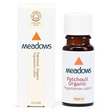Meadows - Organic Patchouli Essential Oil (10 ml) 有機廣藿香精油