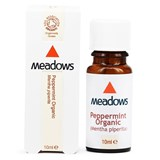 Meadows - Organic Peppermint Essential Oil (10 ml) 有機薄荷精油