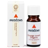 Meadows - Organic Orange Sweet Essential Oil (10 ml) 有機甜橙精油
