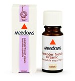 Meadows - Organic Lavender French Essential Oil (10 ml) 有機法國薰衣草精油