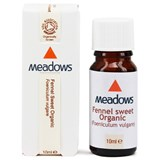 Meadows - Organic Fennel Sweet Essential Oil (10 ml) 有機茴香精油