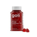 Goli - Organic Apple Cider Vinegar Gummy (60 pcs) 有機蘋果醋軟糖