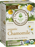 Traditional Medicinals - Organic Fair Trade Chamomile Tea (16 bags) 公平貿易有機洋甘菊茶