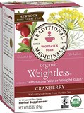 Traditional Medicinals - Organic Fair Trade Weightless Cranberry Tea (16 bag) 公平貿易有機減肥茶